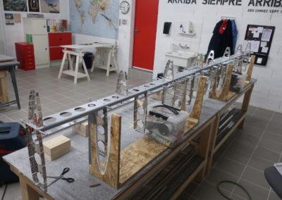 Structure du stabilisateur horizontal